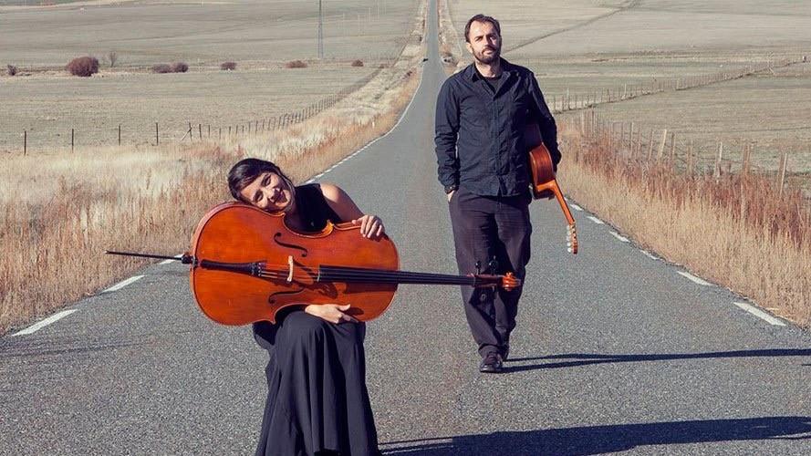 Cello - Gitarre