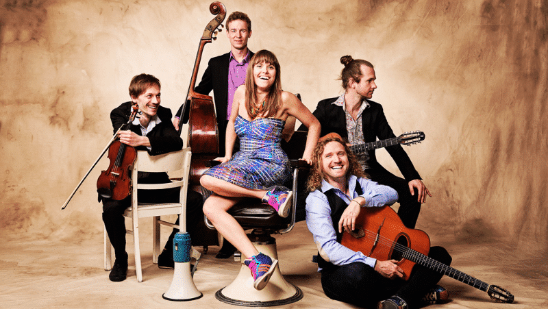 Marion Sobo Band