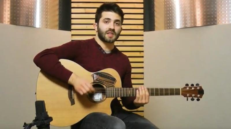 Perkussion Gitarre