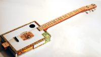 Gitarrenklänge aus der Kiste: Cigar Box Guitar