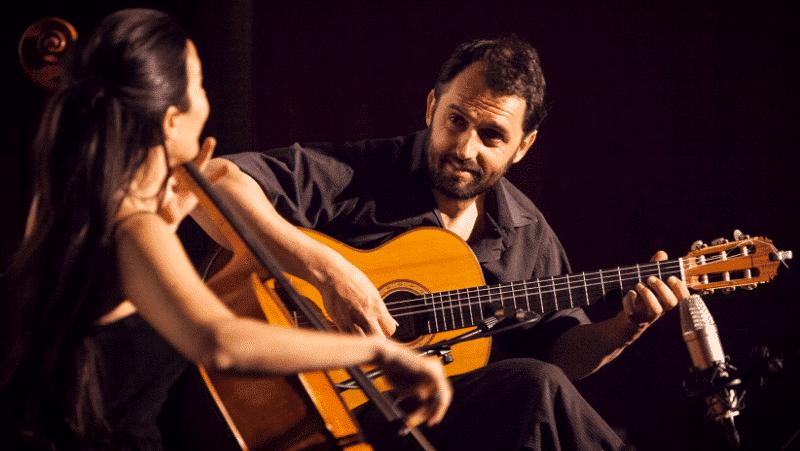 Iris Azqinezer und Rainer Seiferth
