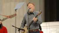 I dreamed I saw Pete Seeger last night!