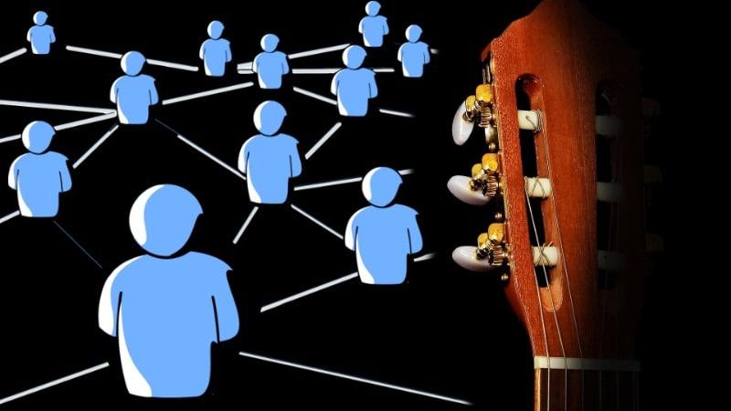 Gitarre - online und kontaktlos