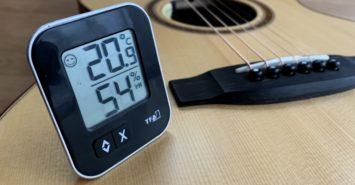 Luftfeuchtigkeit und Gitarre