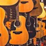 korpusformen gitarre