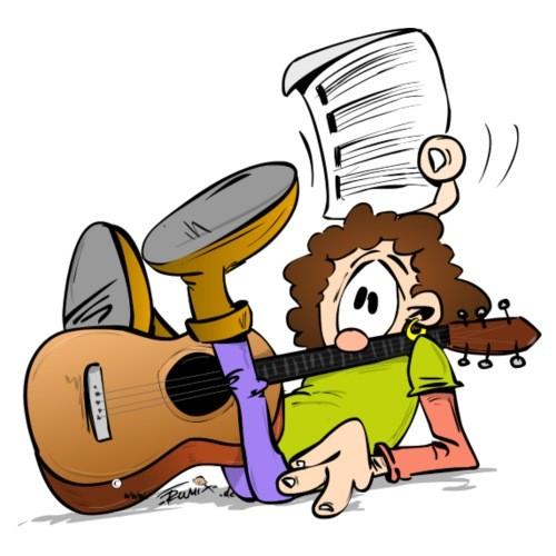 gitarrist unfall