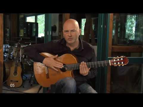 Backbeat - Gitarre lernen mit Thomas Fellow